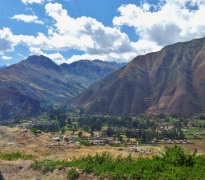 30 Urubamba Valley or Sacred Valley