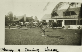 1938 Cat Cay, Island and Manor house