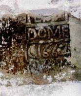 PIEDRA DOMEC 1662