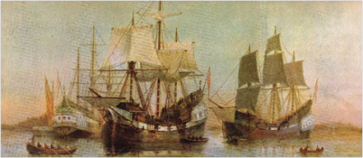 arrival-of-withrops-ships-in-boston-harbor-talbot-arabella-jewel